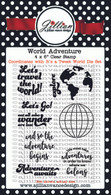 World Adventure Stamp Set