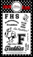 Fredericktown Freddies Stamp Set