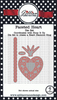 Faceted Heart Die Set