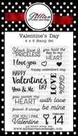 Valentine's Day Stamp Set
