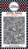 LOVEly Hearts INKboss Inkpression Plate