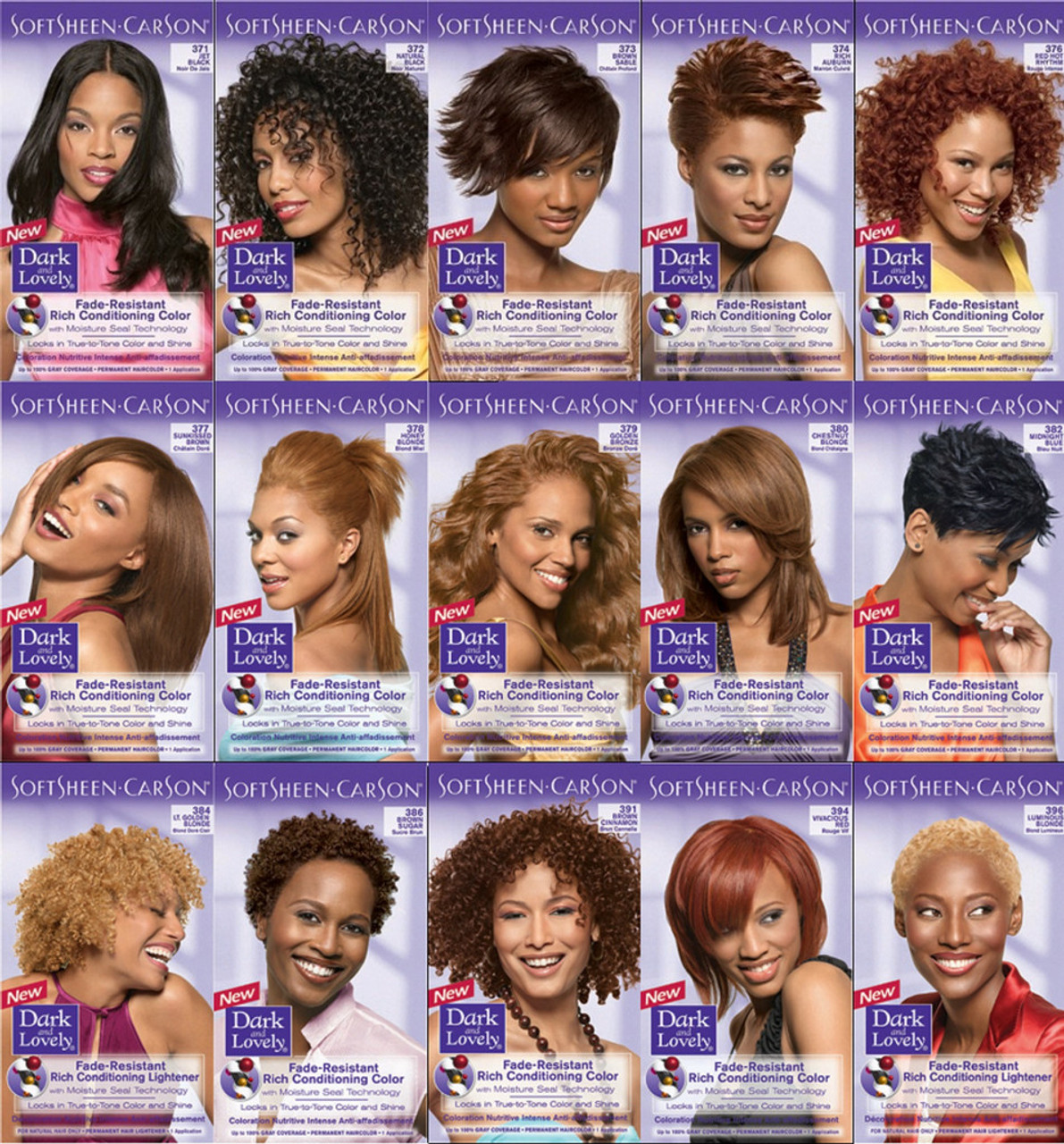 dark and lovely faderesistant color top hair wigs