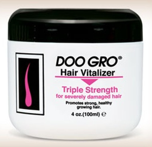 DOO GRO® Triple Strength Hair Vitalizer- 4 oz