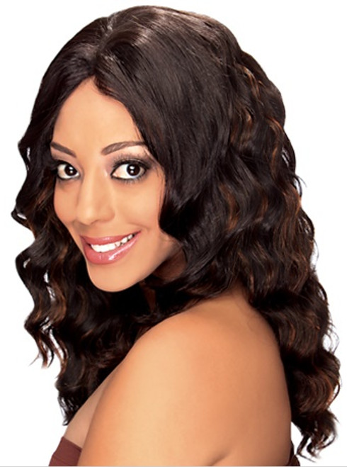 Zury 100% Human Hair Indian Remy Hair Wet & Wavy FRENCH Weave
