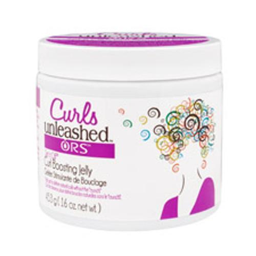 Organic Root Stimulator Curls Unleashed Curl Boosting Jelly, 470ml