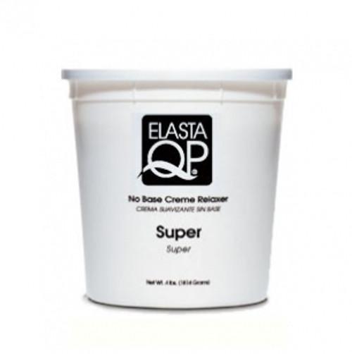 ELASTA QP NO BASE CREME RELAXER- Super 4lbs