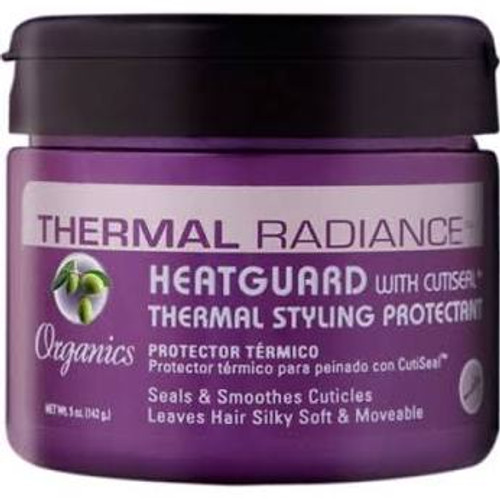 Africa's Best Organics Thermal Radiance Heatguard Thermal Styling Protectant 5oz