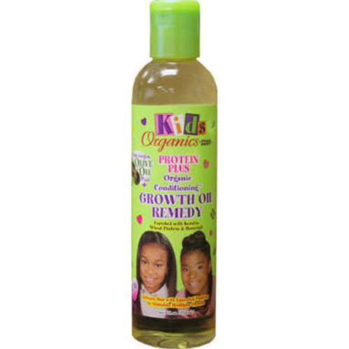 Africa's Best Kids Organics Protein Plus Growth Oil Remedy 8oz