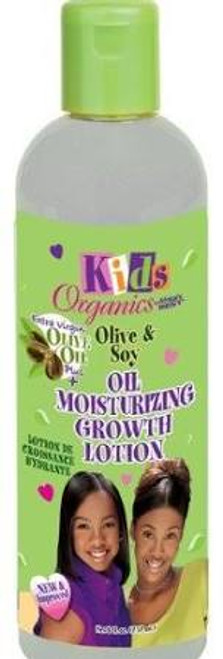 Africa's Best Kids Organics Oil Moisturizing Growth Lotion 8oz