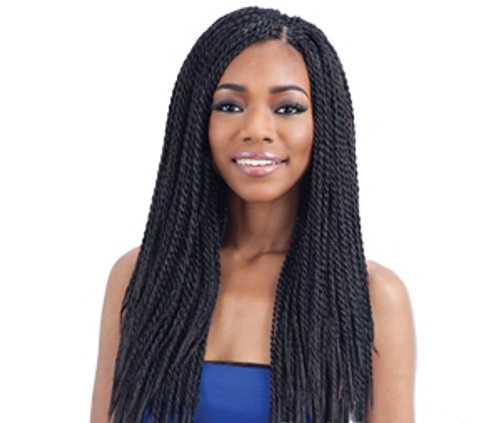 Freetress Synthetic Braid  LONG SENEGAL TWIST