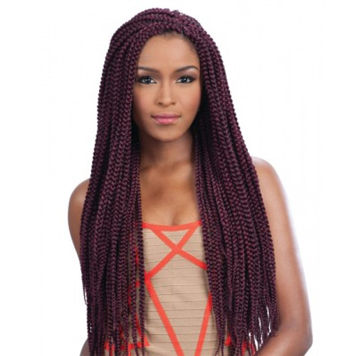 Freetress Braid MEDIUM BOX BRAID (Crochet Braid)