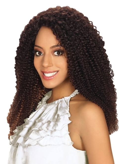 "Zury Vega 100% Remy Human Hair Weave Remy Nikki Coil- 10"" - 14"""
