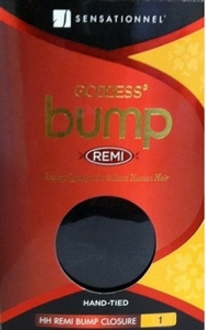 Sensationnel Goddess Remi Bump Closure