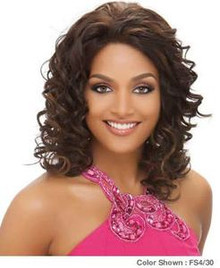 Beverly Johnson Vivica Fox Synthetic Hair Lace Front Wig Candi