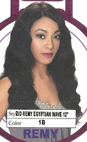 "Hollywood Zio Remy Egyptian Wave Remy Human Hair Weave 12""- 18"""