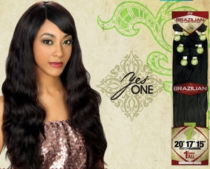 Zury Yes One Brazilian Human Remy Hair 91