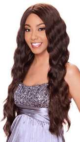 Hollywood SIS Invisible Top Part Lace Front Wig IV-LACE H NESS
