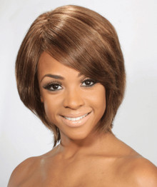 WannaBe 100% Indian Remy Human Hair Wig HW-Kristin