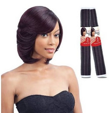 MilkyWay Remy Human Hair Weave SAGA Brazilian Blow Out 8Pcs