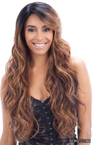 Freetress Equal Lace Front Wig SUZIE (Deep Invisible Part)