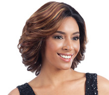 Milky Way Saga 100% Remy Human Hair Lace Front Wig - CUPID