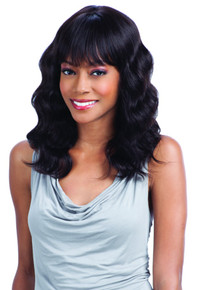 NAKED Brazilian Virgin Remy 100% HUMAN Hair Wig - NAKED BRAZILIAN LOOSE DEEP 18