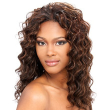 Human Hair Weave Milky Way Que Loose Deep 4pcs