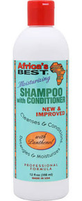 Africa's Best Moisturizing Shampoo with Conditioner 12oz