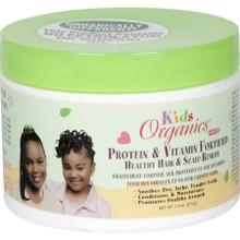 Africa's Best Kids Organics Protein & Vitamin Fortified Healthy Hair & Scalp Remedy - 7.5 oz