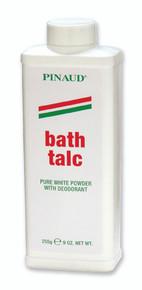 Clubman Bath Talc (Pure White) - 9 oz