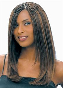 "Model Model Dream Weaver Yaky Bulk 100% Human Braiding Hair 18"""