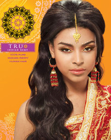 Copy of Janet Collection Tru Indian Remy Human Hair Weave- 12""