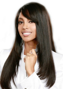 "Bobbi Boss Premier Yaky Human Hair Weaving 10""-18"""