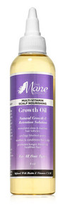 The Mane Choice Multi-Vitamin Scalp Nourishing Hair Growth Oil- 4oz