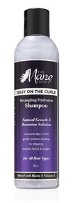 The Mane Choice- Easy On The Curls Detangling Hydration Shampoo- 8oz