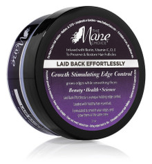 The Mane Choice LAID BACK EFFORTLESSLY- Growth Stimulating Edge Control 2oz