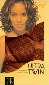 "Zury Ultra Twin 100% Human Braiding Hair 18""- COLORS 1, 1B, 2, 4"