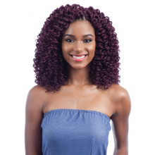 Freetress 2X Wand Curl Braid Collection Soft Baby Curl