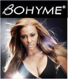Bohyme Platinum Saharian Smooth Remy Human Hair