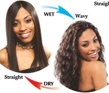 Zury Indian Remy Hair Wet & Wavy French Braiding 112