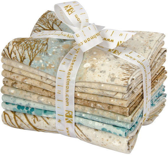 Sound of the Woods Fat Quarters