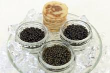 Osetra Caviar Gift Set