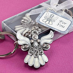 ANGEL KEY RING - As low as $0.99 each + FREE SHIPPING