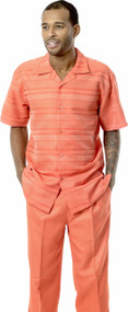 Montique 2 Piece Short Sleeve Set. This set is offered in a variety of colors perfect for both spring and summer.