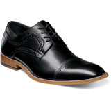 The Dickinson Cap Toe Oxford is an oxford like no other from its leather uppers to their leather linings, this shoe is made to last while complementing your outfit. Prices are Exclusive to online sales only.