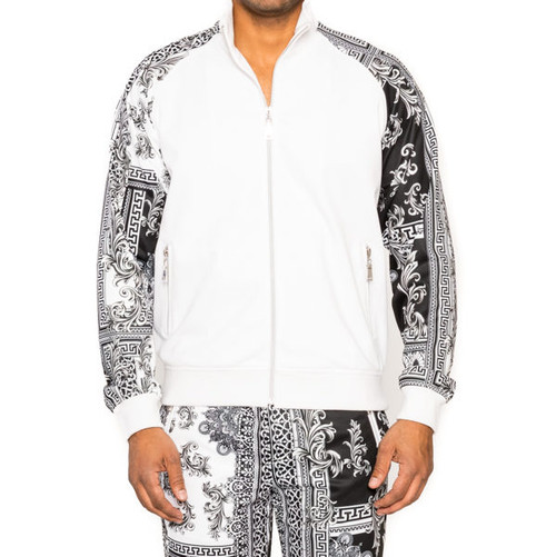 GQ offers a Luxury Two Piece Jogging suit in a variety of colors and styles by Prestige. From our store to your closet we offer a fixed fee shipping that you don't want to miss out on. This show stopping get up will make you the main attraction as you walk through the doors. Prices are exclusive to online sales.