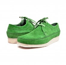 This British Collection Lace-up moccasin shoe feature a Crepe Sole and laces. Prices are exclusive to online sales. Vintage lace-up Hand Crafted with Suede Dual fit technology for extra width Crepe Sole for superb comfort