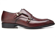 Genuine Alligator and Italian Calf Style #: 927 Features: Leather Lining Cushion Insole Leather sole Double buckle. Prices are exclusive to online sales.