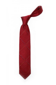 Steven Land Crystal Collection Tie.