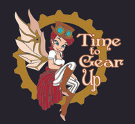 Steampunk Fairy - Women Fitted
